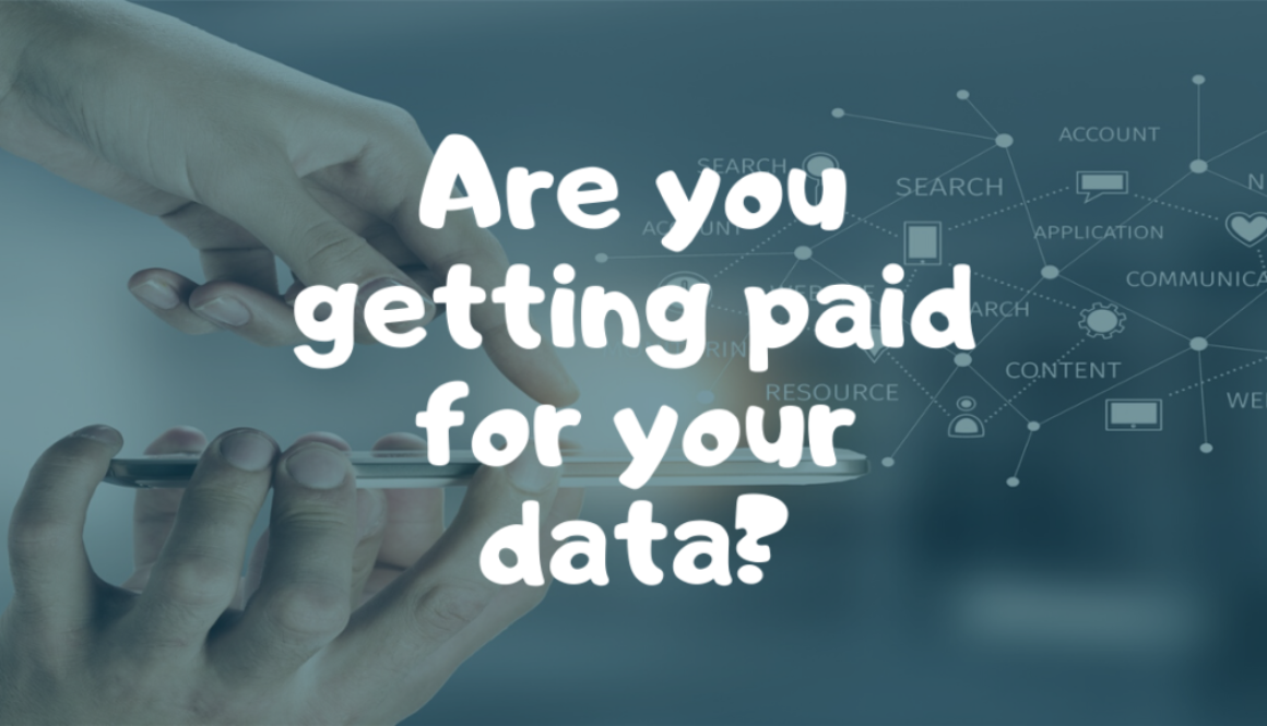 11.7 Jeff - Getting Paid for your Data